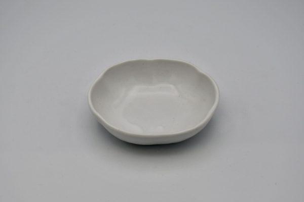 花形小鉢(白)