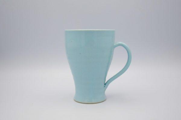 マグカップ(薄ブルー)